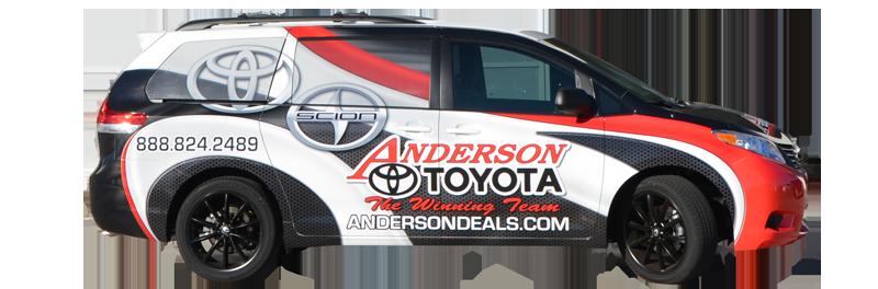 Car wrapping auto da corsa sportive