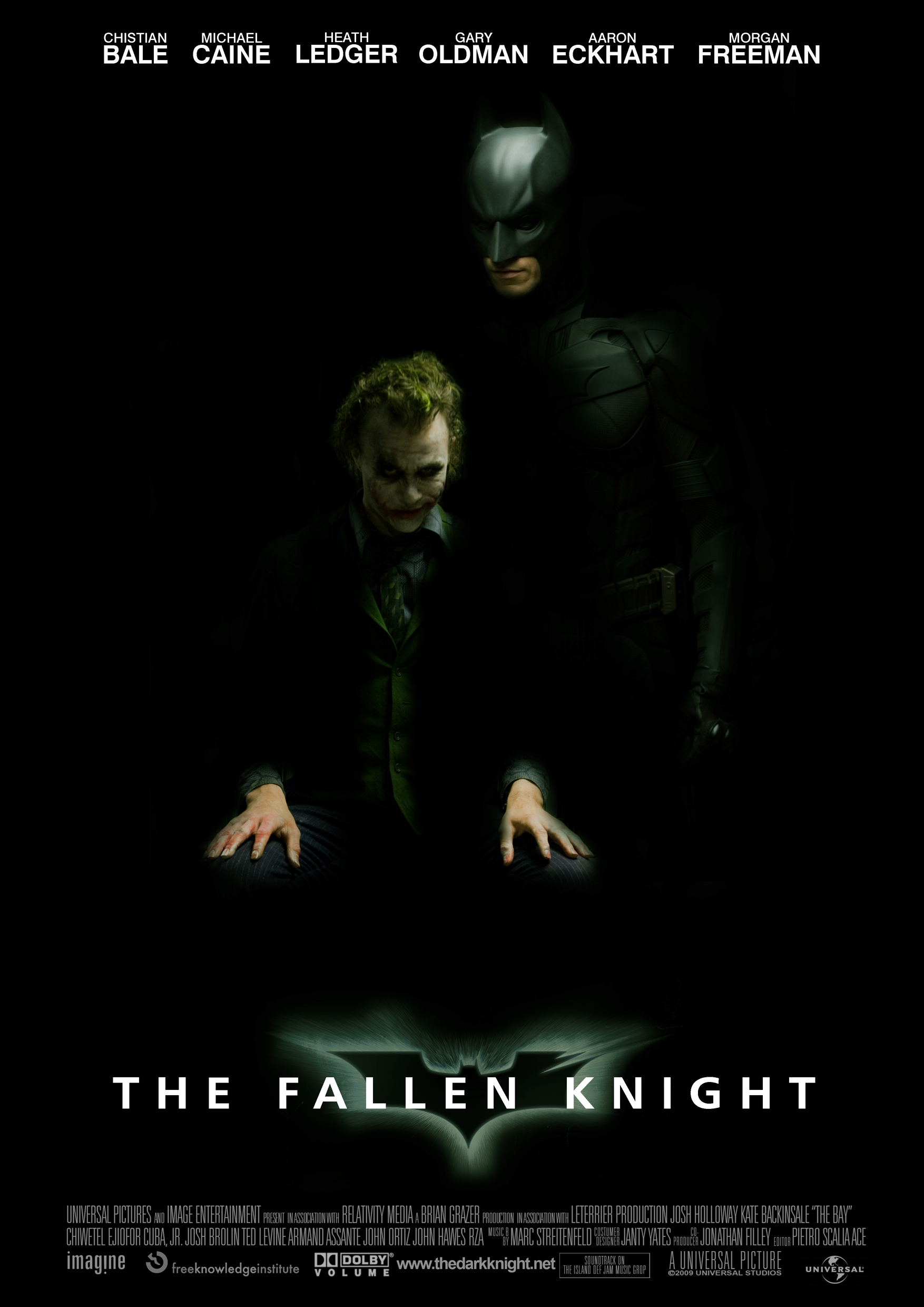 Batman: The Fallen Knight