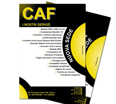 CAF – Via Vincenzo Cesati 148
