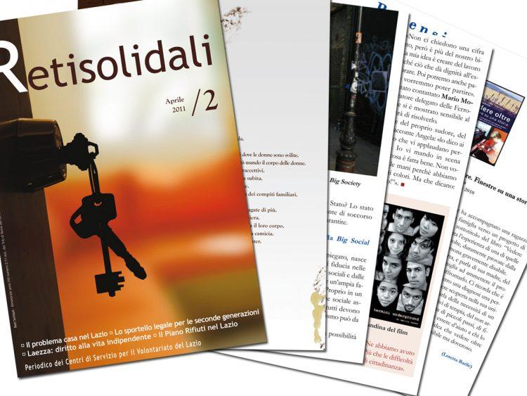 Reti Solidali Aprile 2011