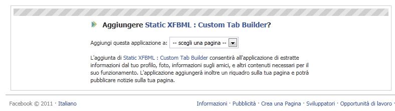 Static XFBML