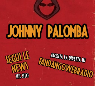 Landing Page Facebook per Johnny Palomba