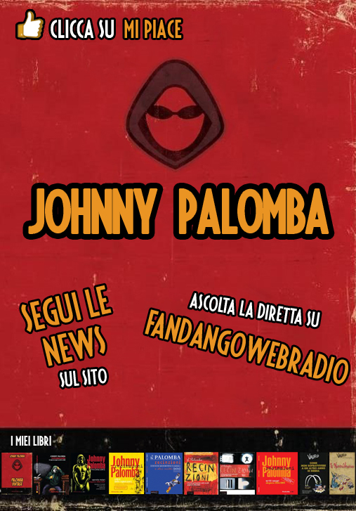Landing Page Facebook per Johnny Palomba