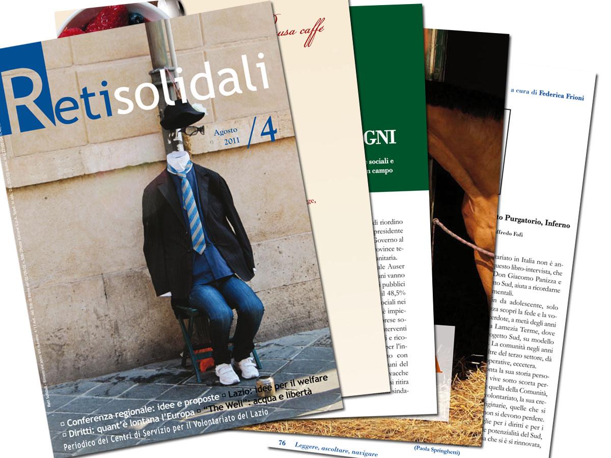 Reti Solidali 5 - Agosto 2011
