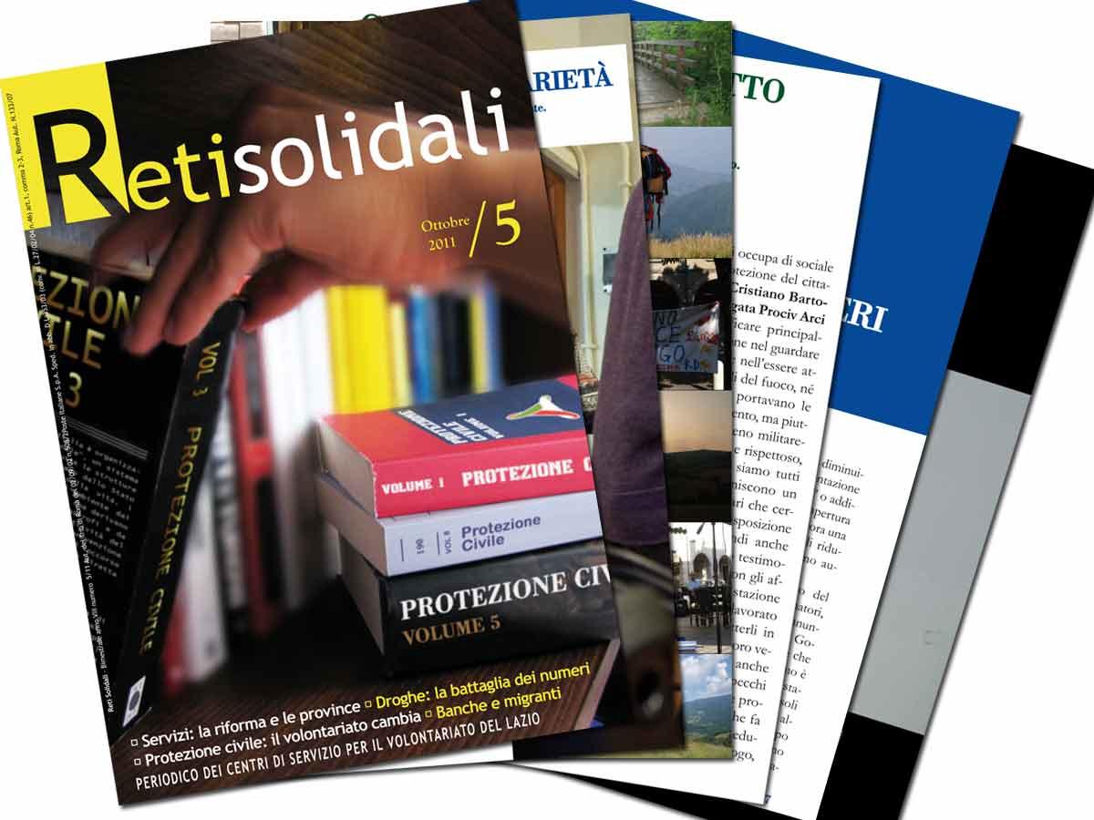 Reti Solidali 5 - 2011