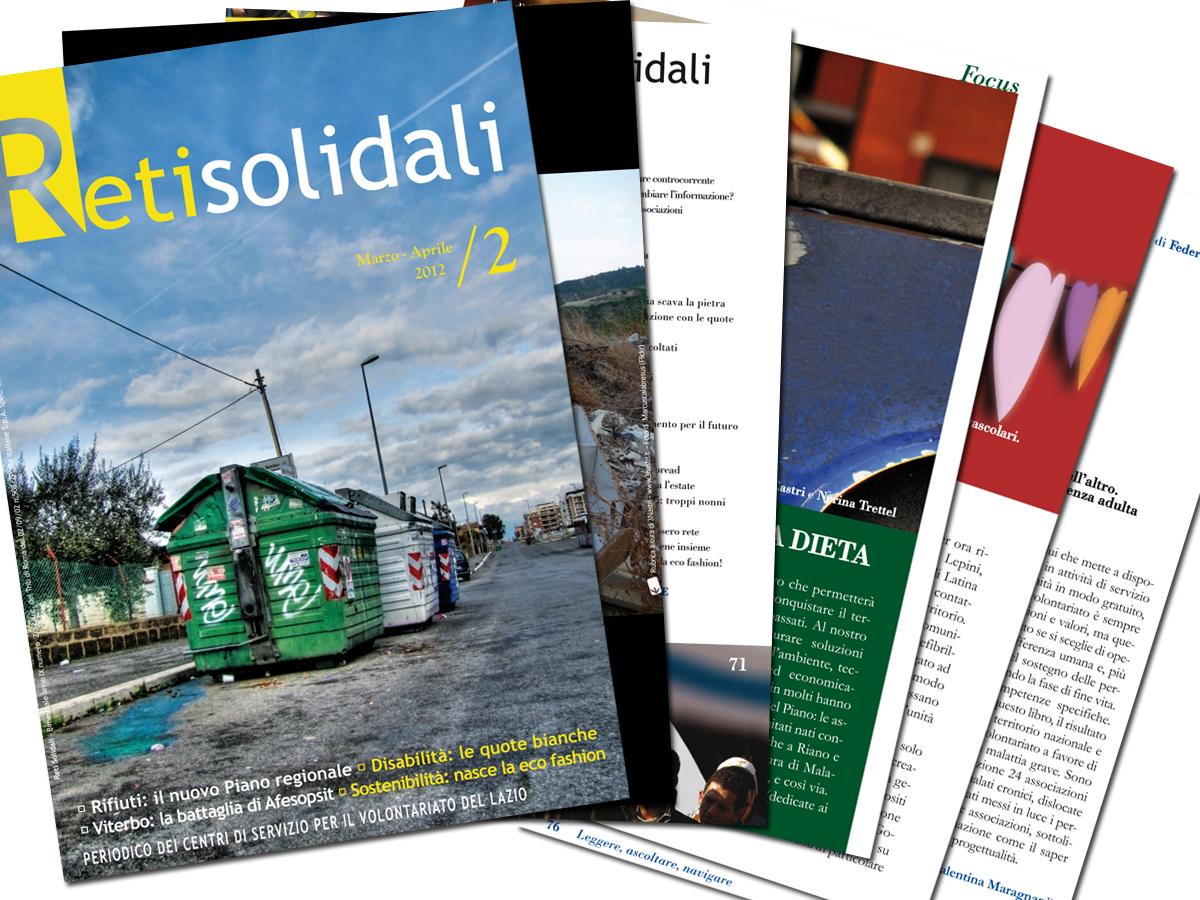 Reti Solidali 2 MarzoAprile 2012