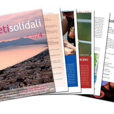 Reti Solidali 4 – Luglio/Agosto 2012
