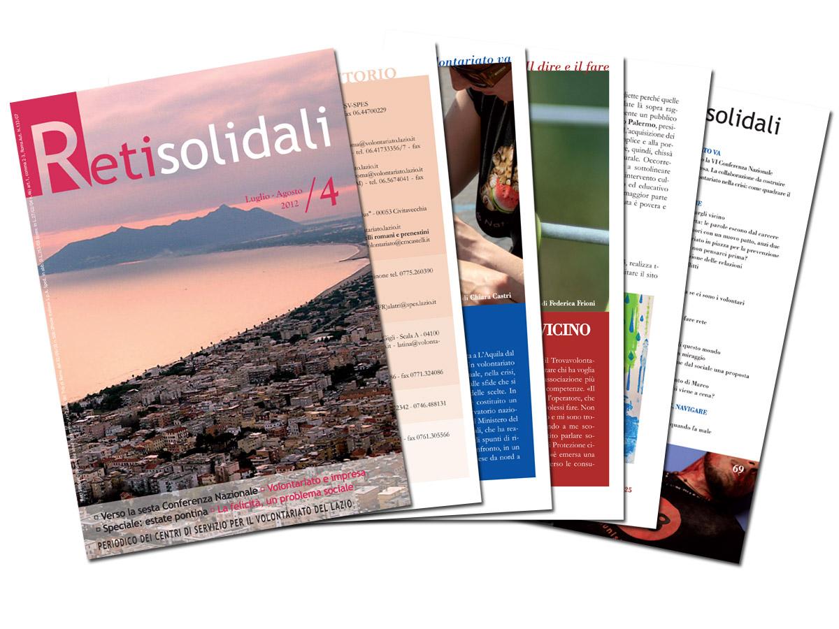 Reti Solidali 4 Luglio-Agosto 2012