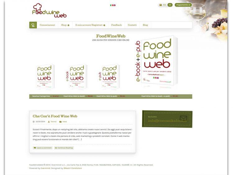 Foodwineweb