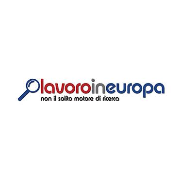 Lavoro in Europa: il logo