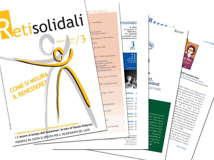 Reti Solidali 3 – 2013