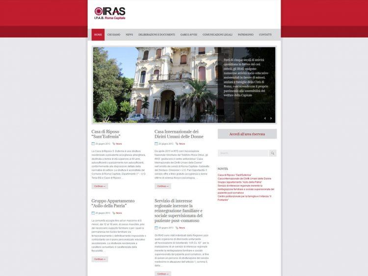 Ipabromacapitale – Istituti Riuniti di Assistenza Sociale