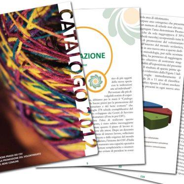Catalogo 2012 delle buone prassi dei CSV