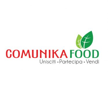 Restyling logo Comunikafood