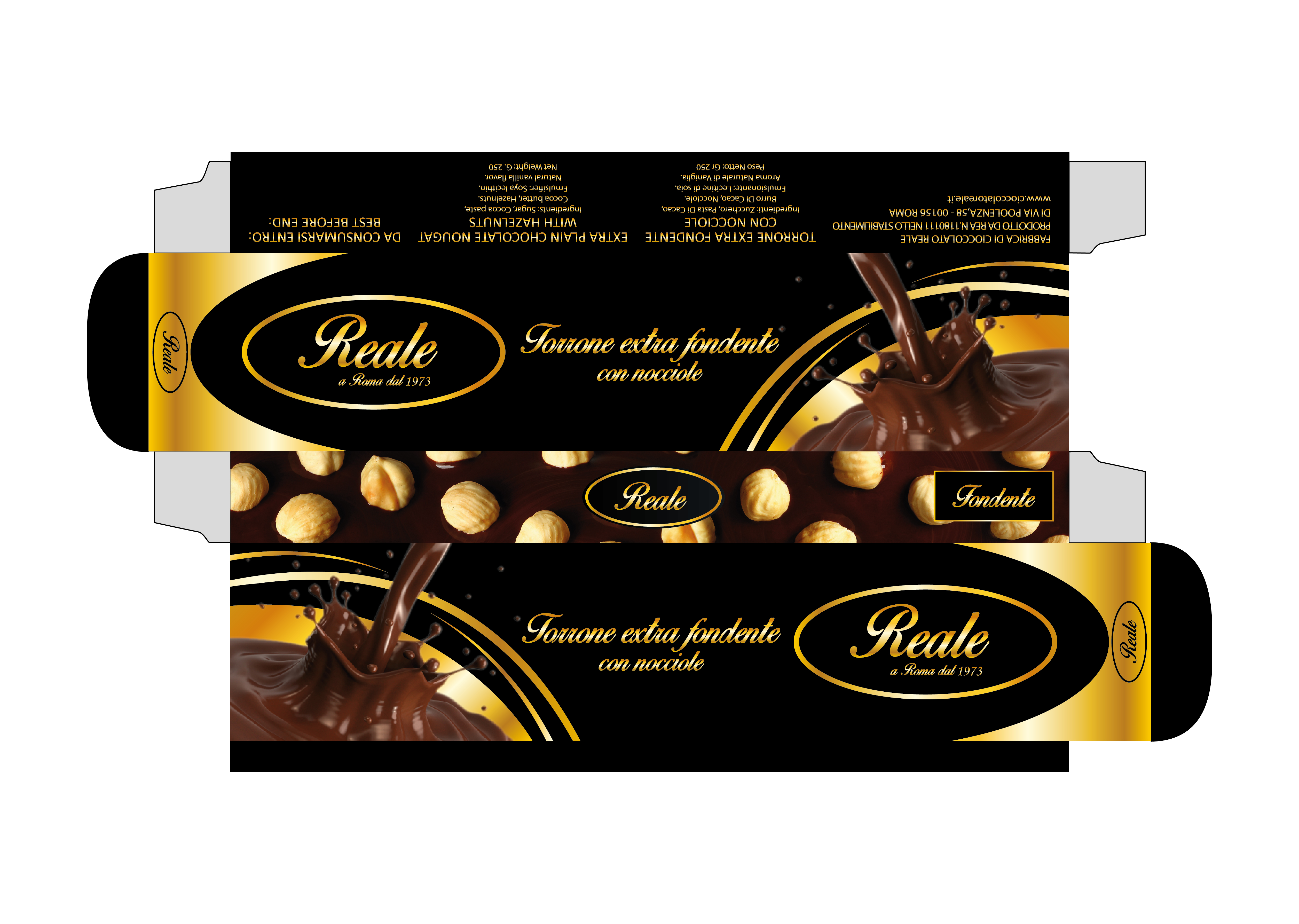 Packaging - Torrone Reale-01