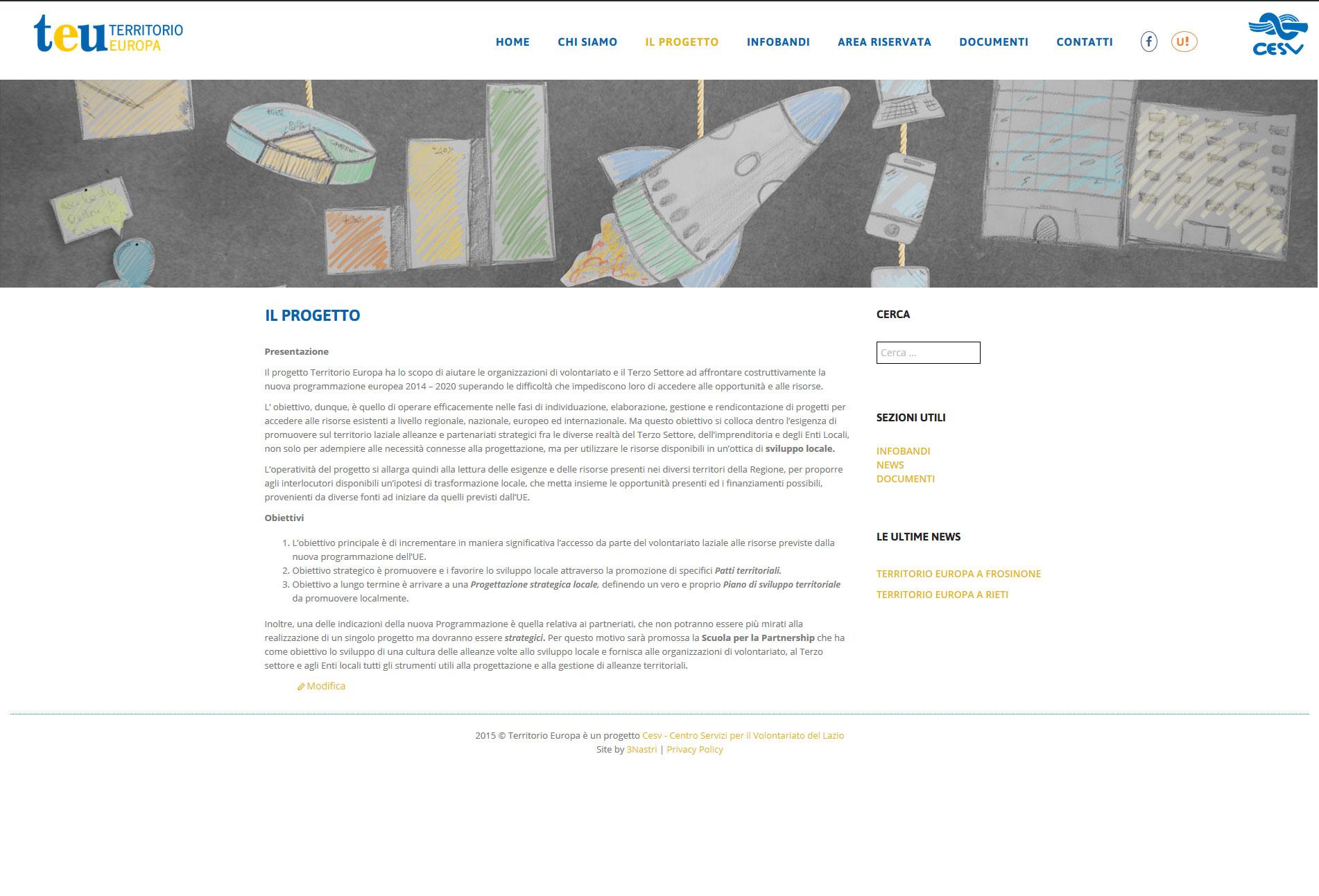 territorioeuropa-progetto