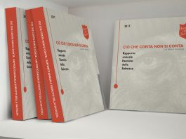 Pubblicazione Bilancio Sociale dell'Esercito della Salvezza