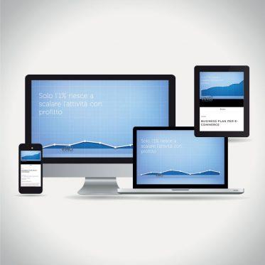 Sito web Essere primi online. Marketing online roi business plan
