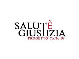 Logo Salute è Giustizia | Logo Medicina | Logo progetto sociale detenuti