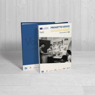 Impaginazione Libro – Impaginazione Grafica – Progetto VOYCE