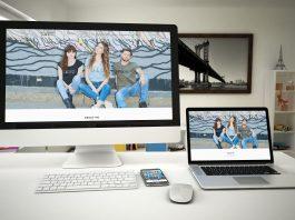 Loev Brand: E-commerce web abbigliamento