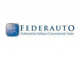Logo Federauto: Federazione Italiana Concessionari Auto