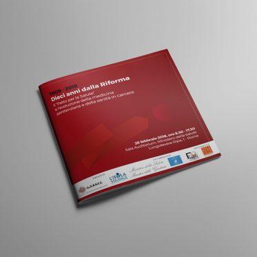 Brochure istituzionale – Dieci anni dalla Riforma