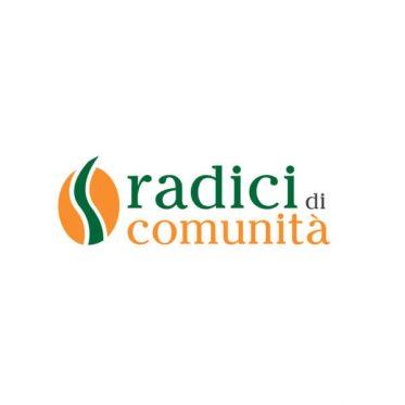 Radici di comunità Logo istituzionale logo progetto