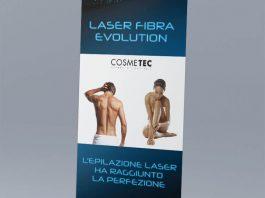 Rollup aziendali, epilazione laser Cosmetec
