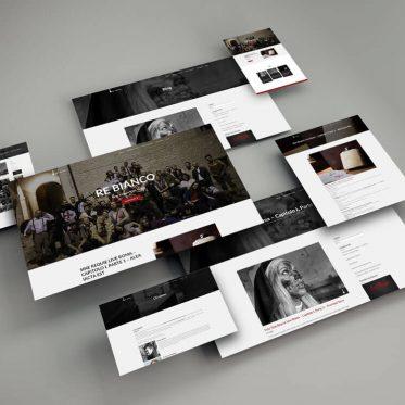 ReBianco – Sito web professionale