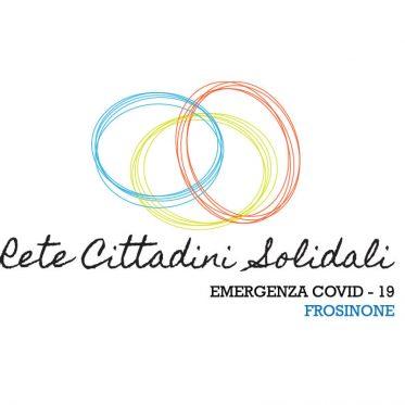 Logo Rete Cittadini Solidali Frosinone – Emergenza Covid